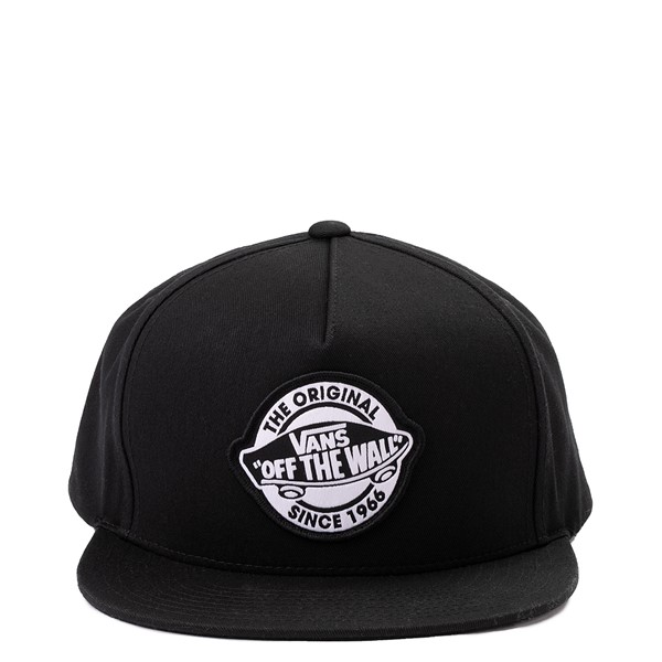 Vans Off The Wall Since '66 Snapback Cap - Black