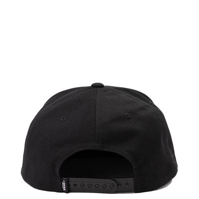 Alternate view of Vans Off The Wall Since '66 Snapback Cap - Black