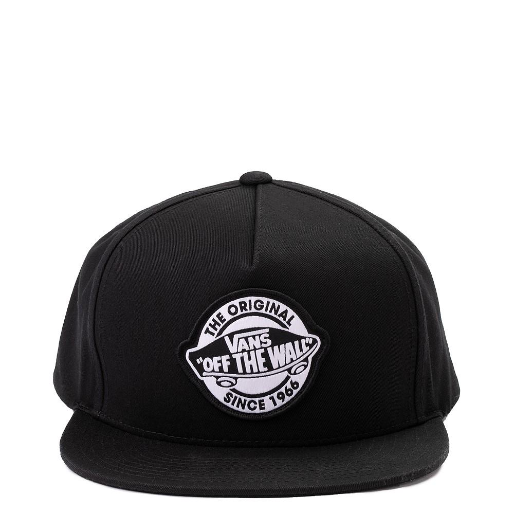 Vans Off The Wall Since '66 Snapback Cap - Black