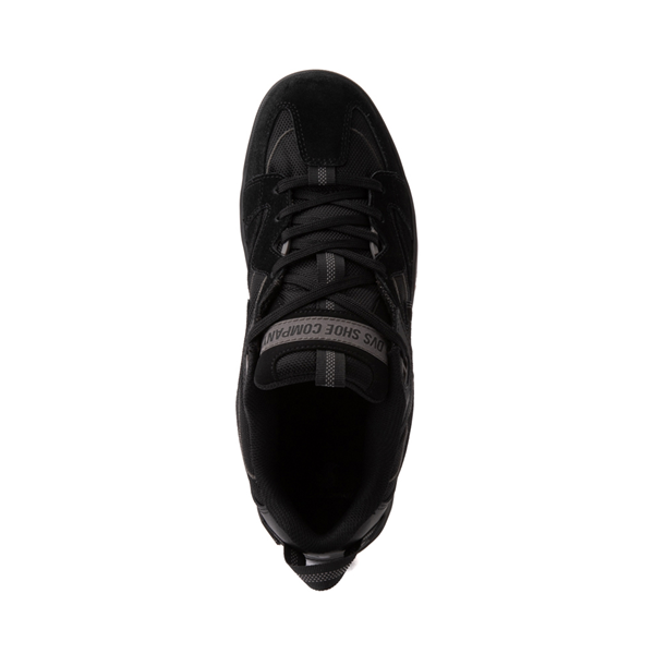 alternate view Mens DVS Devious Skate Shoe - Black / Gray / GumALT2