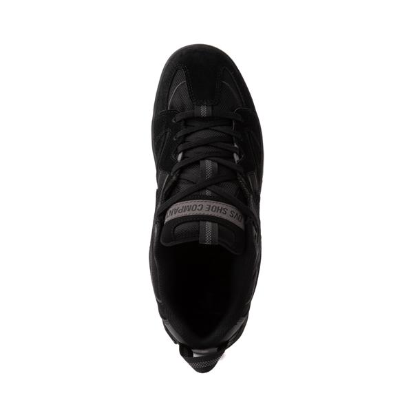 alternate view Mens DVS Devious Skate Shoe - Black / Gray / GumALT2