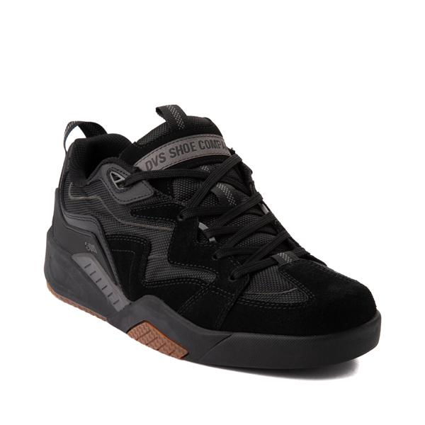 alternate view Mens DVS Devious Skate Shoe - Black / Gray / GumALT5