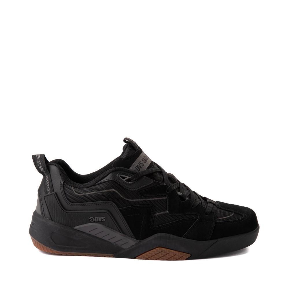 Mens DVS Devious Skate Shoe - Black / Gray / Gum