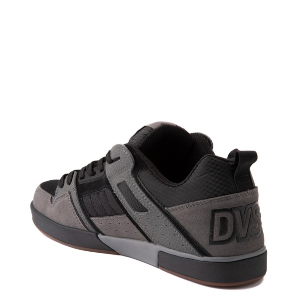 alternate view Mens DVS Comanche 2.0+ Skate Shoe - Gray / Black / GumALT1