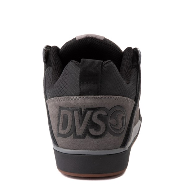 alternate view Mens DVS Comanche 2.0+ Skate Shoe - Gray / Black / GumALT4