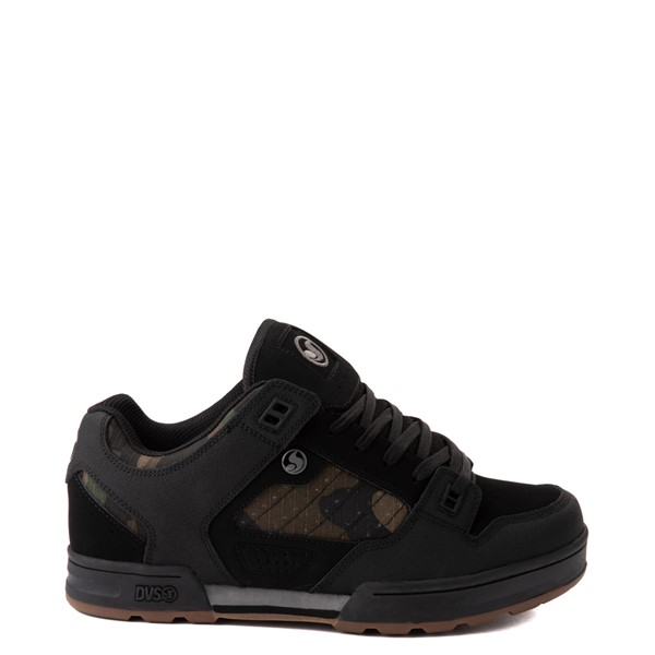Mens DVS Militia Snow Skate Shoe - Black / Camo