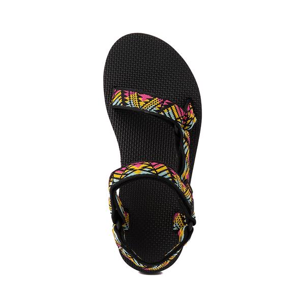 alternate view Womens Teva Original Universal Sandal - Boomerang Pink LemonadeALT2