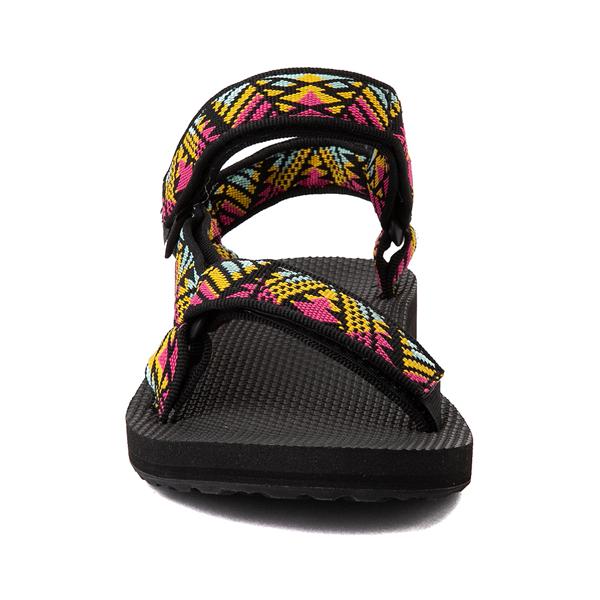 alternate view Womens Teva Original Universal Sandal - Boomerang Pink LemonadeALT4