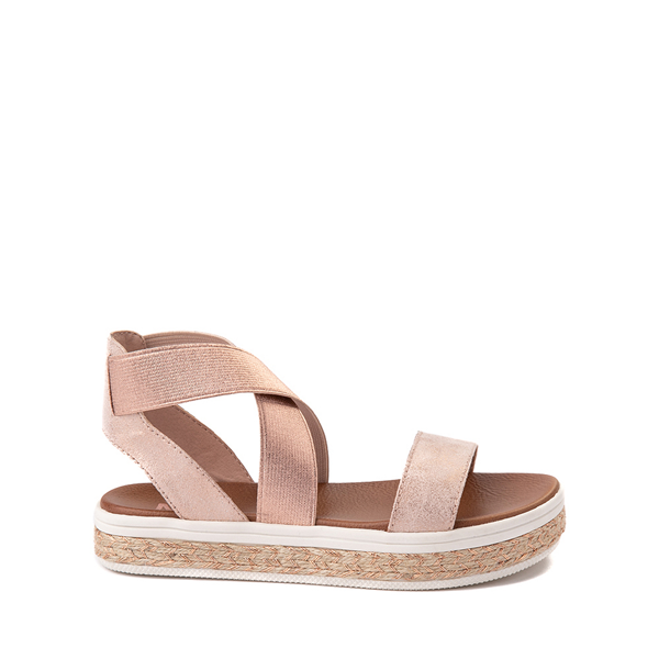Main view of MIA Blythe Sandal - Little Kid / Big Kid - Rose Gold
