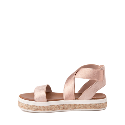 Alternate view of MIA Blythe Sandal - Little Kid / Big Kid - Rose Gold