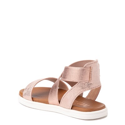 Alternate view of MIA Blythe Sandal - Toddler / Little Kid - Rose Gold