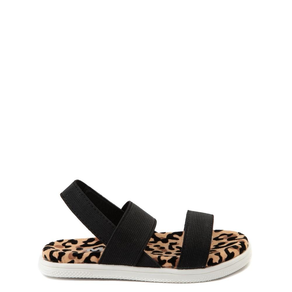 MIA Jezza Sandal - Toddler / Little Kid - Black / Leopard