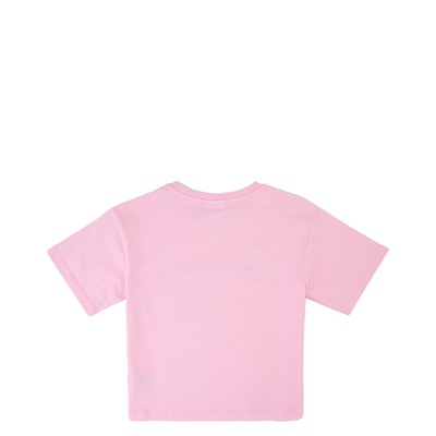 Alternate view of Champion Boxy Tee - Little Kid / Big Kid - Pink
