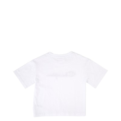 Alternate view of Champion Boxy Tee - Little Kid / Big Kid - White