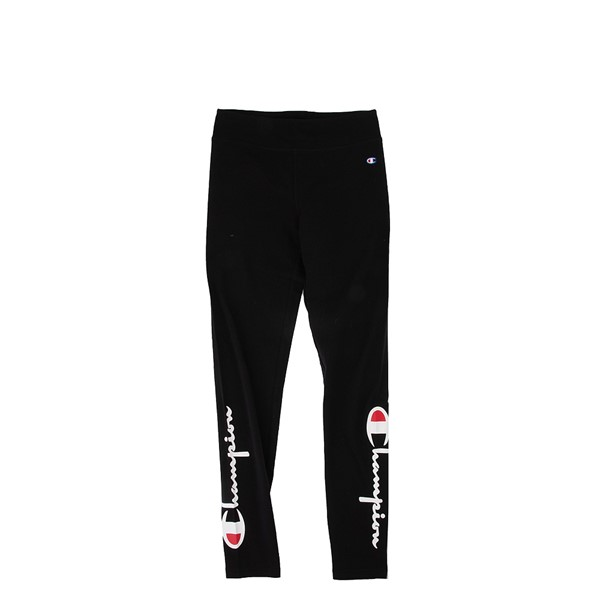 Main view of Champion Everyday Legging - Little Kid / Big Kid - Black