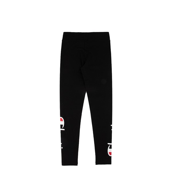 alternate view Champion Everyday Legging - Little Kid / Big Kid - BlackALT1
