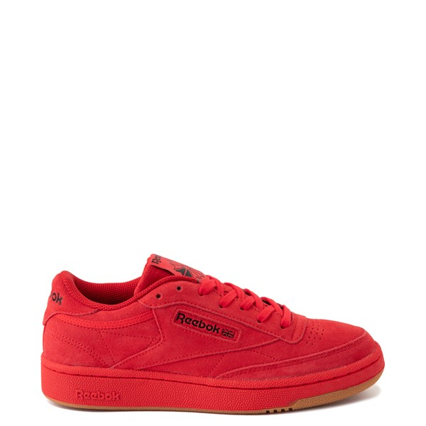 Main view of Mens Reebok Club C 85 Athletic Shoe - Vector Red