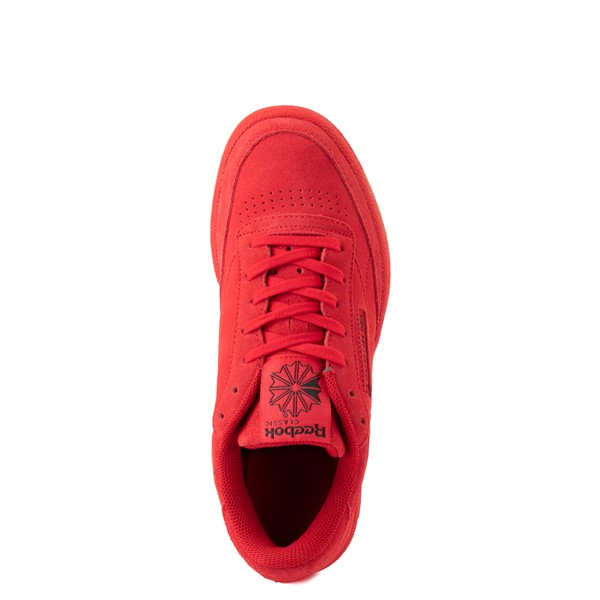 alternate view Mens Reebok Club C 85 Athletic Shoe - Vector RedALT2