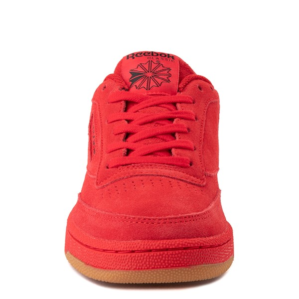 alternate view Mens Reebok Club C 85 Athletic Shoe - Vector RedALT4