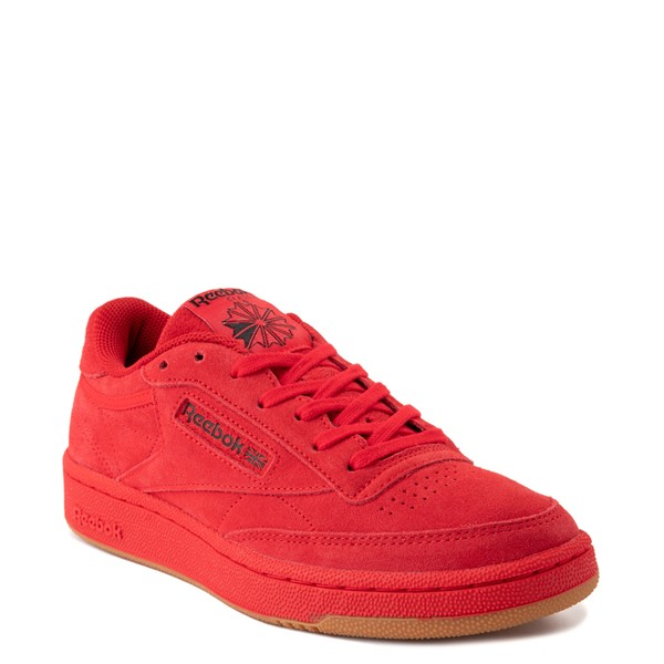 alternate view Mens Reebok Club C 85 Athletic Shoe - Vector RedALT5