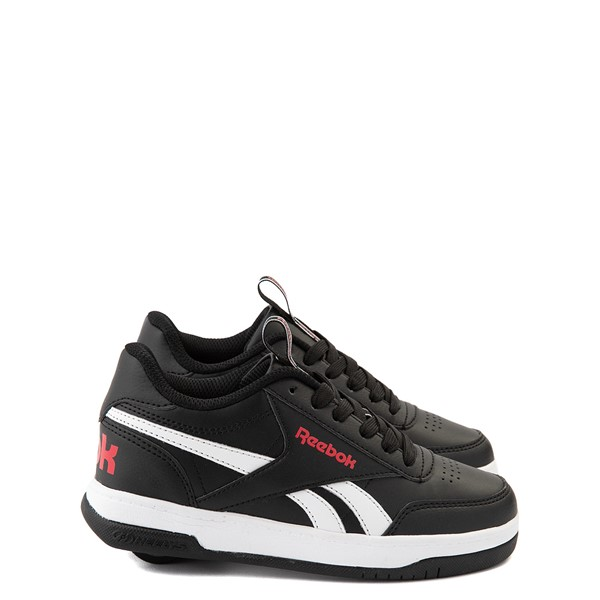 Reebok x Heelys CL Court Low Skate Shoe - Little Kid / Big Kid - Black