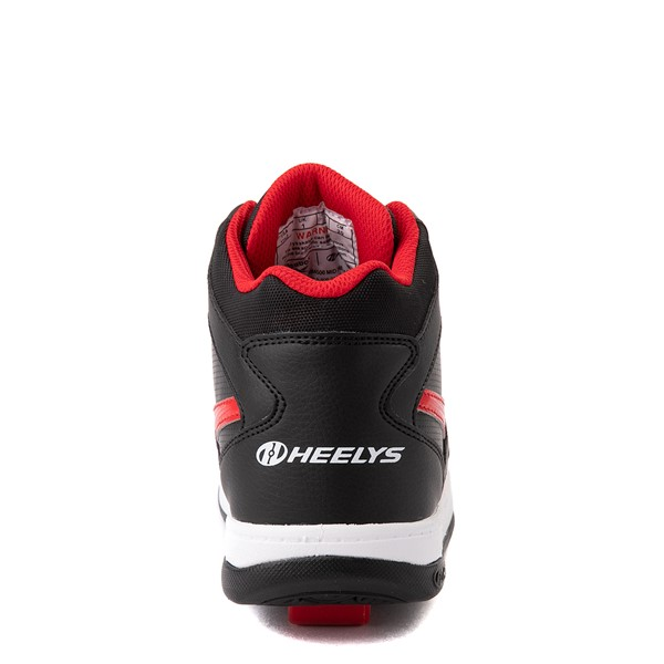 alternate view Reebok x Heelys BB4500 Mid Skate Shoe - Little Kid / Big Kid - BlackALT2B
