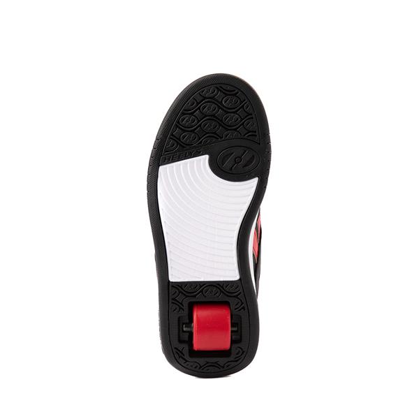 alternate view Reebok x Heelys BB4500 Mid Skate Shoe - Little Kid / Big Kid - BlackALT3