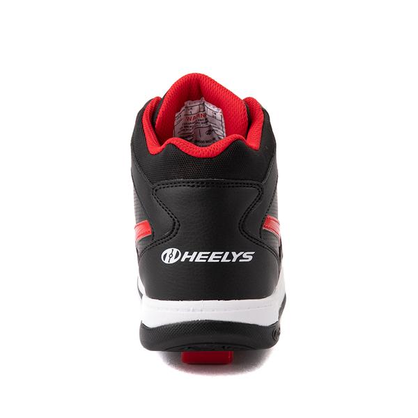 alternate view Reebok x Heelys BB4500 Mid Skate Shoe - Little Kid / Big Kid - BlackALT4