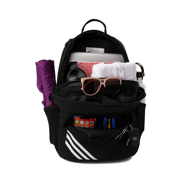 alternate view adidas National Backpack - BlackALT1