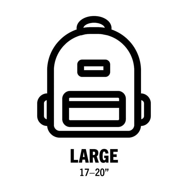 alternate view adidas National Backpack - BlackALT1C