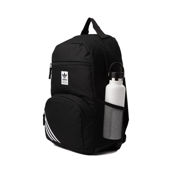 alternate view adidas National Backpack - BlackALT4