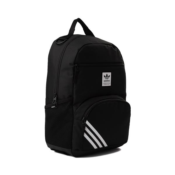 alternate view adidas National Backpack - BlackALT4B