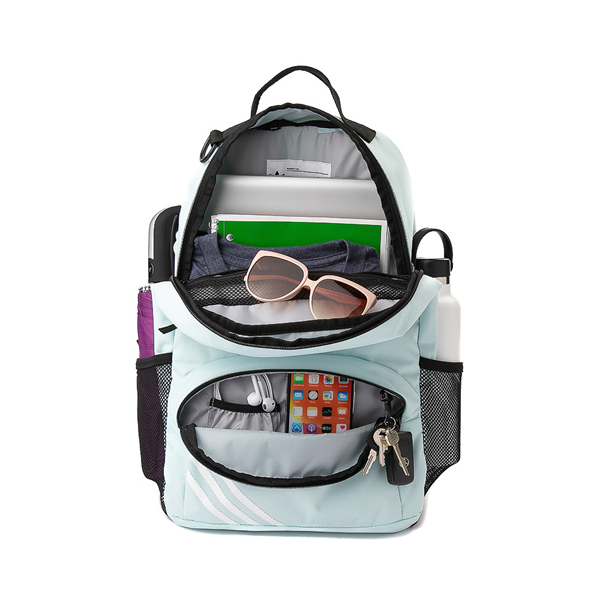 alternate view adidas National Backpack - Light GreenALT1