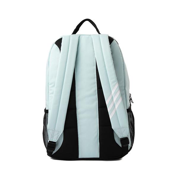 alternate view adidas National Backpack - Light GreenALT2