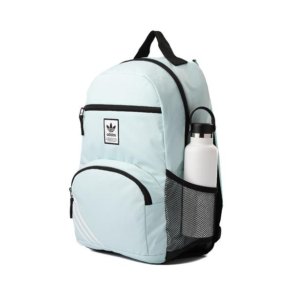 alternate view adidas National Backpack - Light GreenALT4