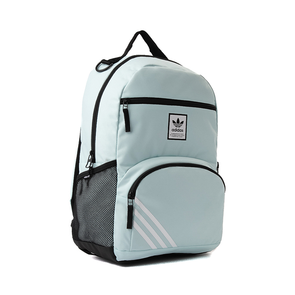 alternate view adidas National Backpack - Light GreenALT4B