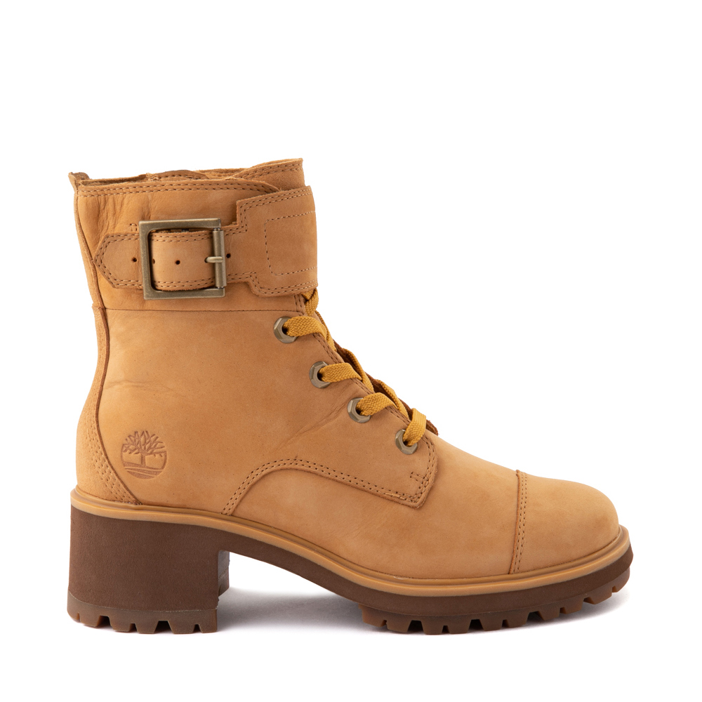 Womens Timberland Kori Park Buckle Boot - Wheat