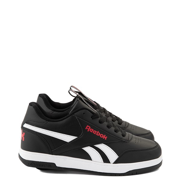 Mens Reebok x Heelys CL Court Low Skate Shoe - Black