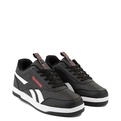 Alternate view of Mens Reebok x Heelys CL Court Low Skate Shoe - Black