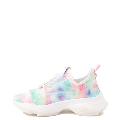 Alternate view of Womens Steve Madden Myles Athletic Shoe - White / Multicolor