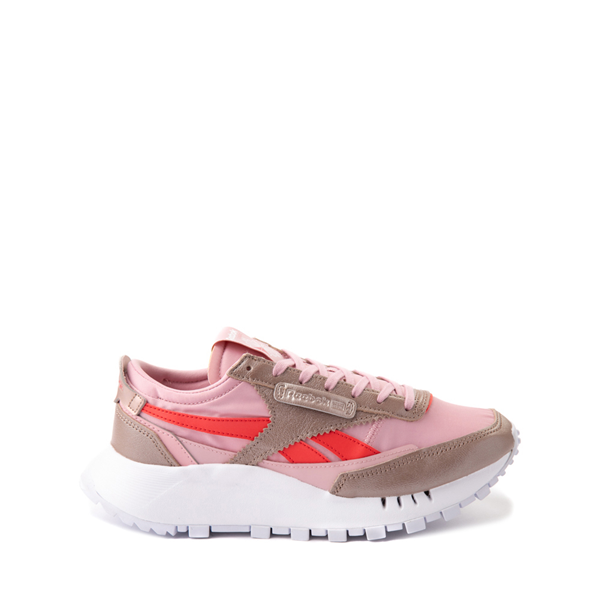Main view of Reebok Classic Legacy Athletic Shoe - Big Kid - Pink / Rose Gold