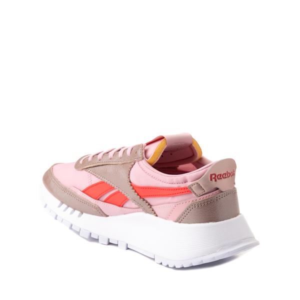 alternate view Reebok Classic Legacy Athletic Shoe - Big Kid - Pink / Rose GoldALT1