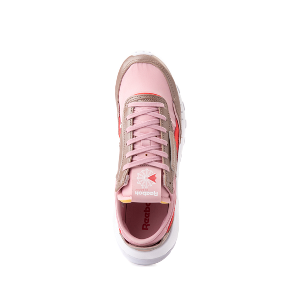 alternate view Reebok Classic Legacy Athletic Shoe - Big Kid - Pink / Rose GoldALT2