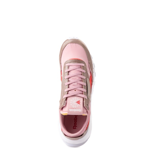 alternate view Reebok Classic Legacy Athletic Shoe - Big Kid - Pink / Rose GoldALT4B