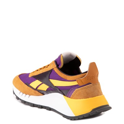 Alternate view of Reebok Classic Legacy Athletic Shoe - Rich Ochre / Regal Purple / Midnight Shadow