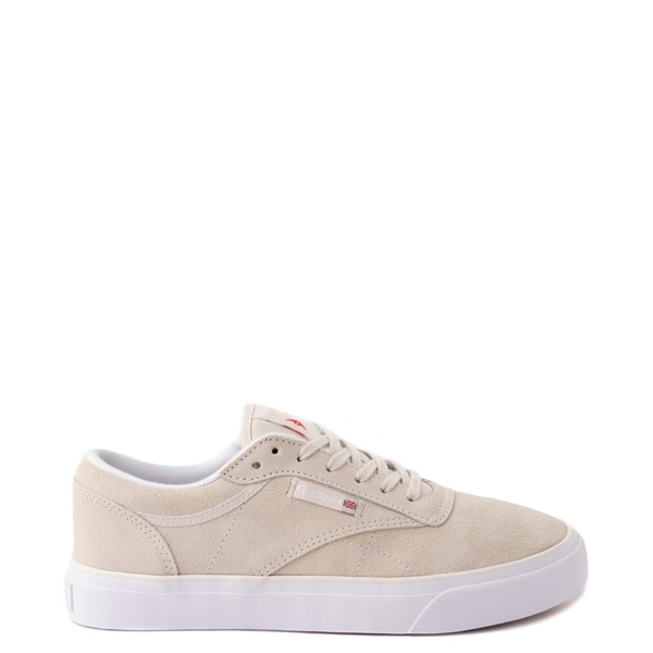 Main view of Reebok Club C Coast Athletic Shoe - Alabaster / White