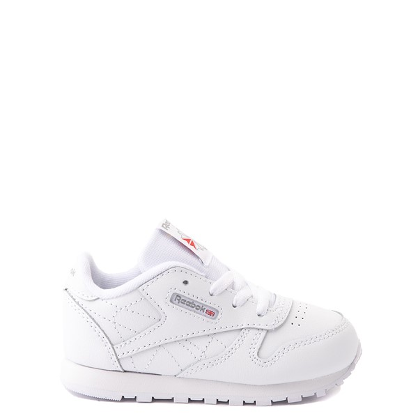 Reebok Classic Athletic Shoe - Baby / Toddler - White Monochrome