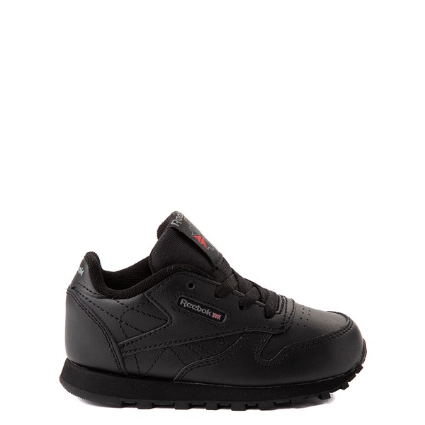 Reebok Classic Athletic Shoe - Baby / Toddler - Black Monochrome