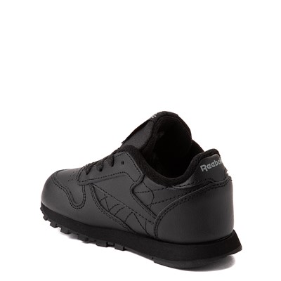 Alternate view of Reebok Classic Athletic Shoe - Baby / Toddler - Black Monochrome