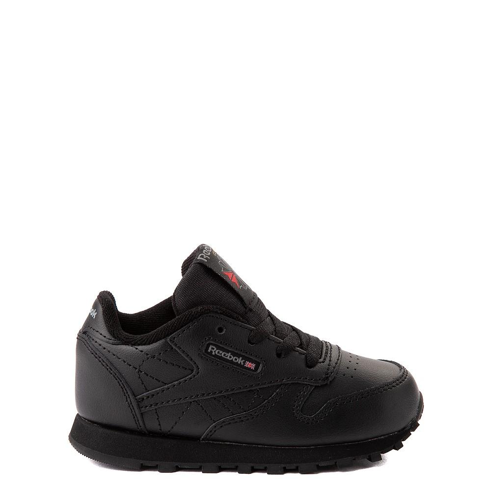 Reebok Classic Athletic Shoe - Baby / Toddler - Black Monochrome